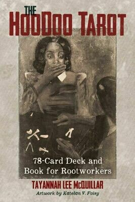 Hoodoo Tarot deck and book set