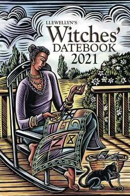 2021 Llewellyn's Witches' Datebook