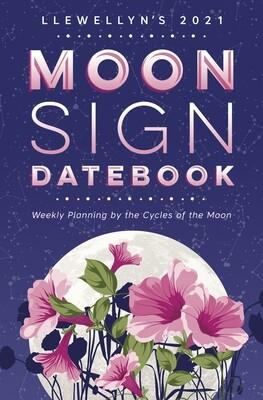 2021 Llewellyn's Moon Sign Datebook