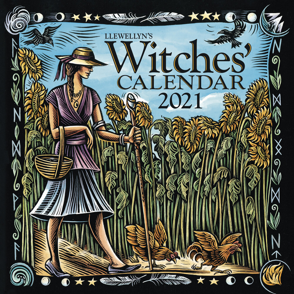 2021 Llewellyn's Witches' Calendar