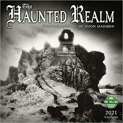 2021 Haunted Realm Wall Calendar