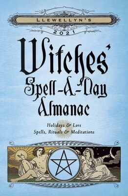 2021 Llewellyn's Spell a day almanac