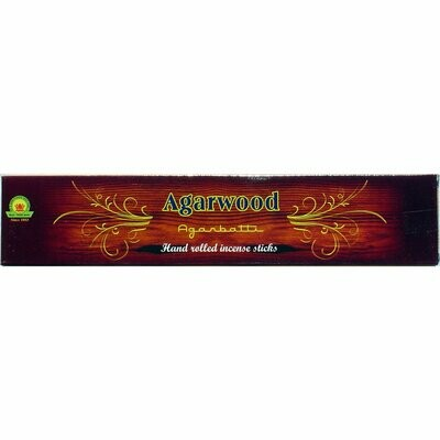 Agarwood Incense 20g