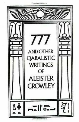 777 and other cabalistic writings