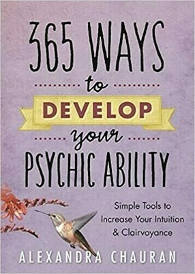 365 ways to develop your psychc ability