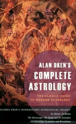 Alan Okens complete astrology