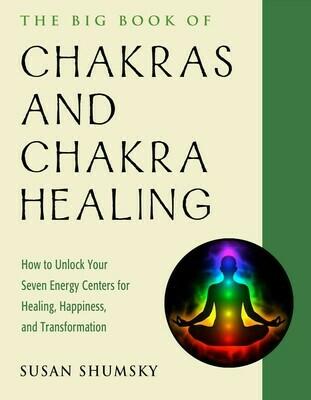 Big Book of Chakras and Chakra Healing