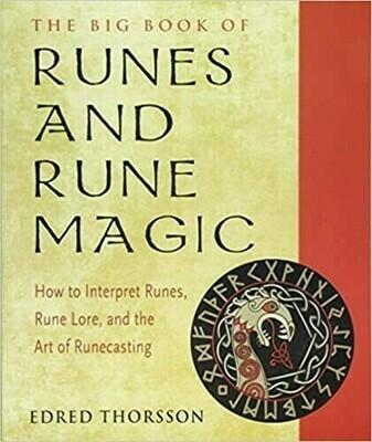 Big Book of Runes and Rune Magic