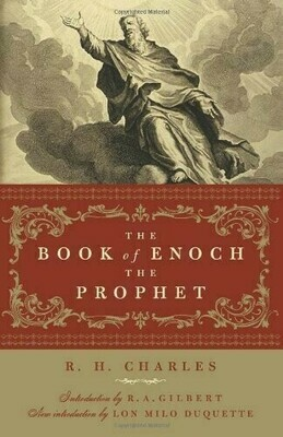 Book of enoch the prophet (pb)