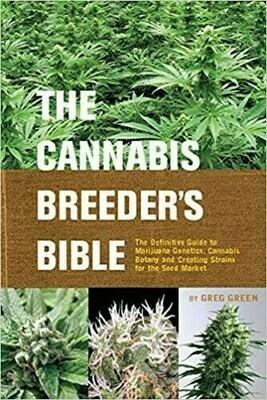 Cannabis breeders bible