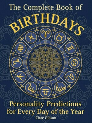 Complete Book of Birthdays