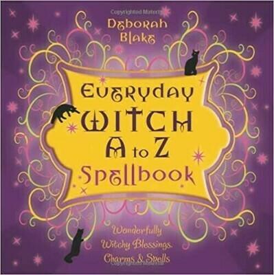 Everyday witch A-Z spellbook