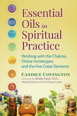 essential oils in spiritual