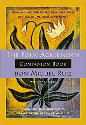 Four agreements companion book