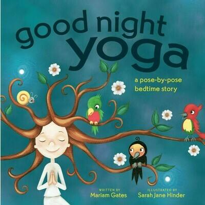 Good night yoga board book