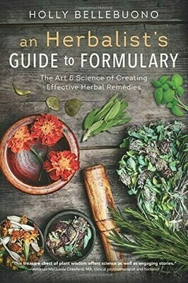 Herbalists guide to formulary