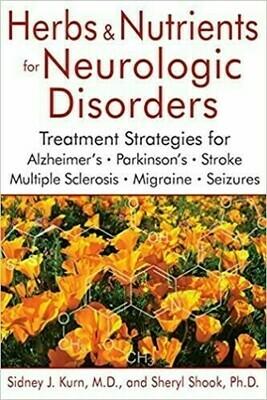 Herbs & nutrients for Neurologic disorders