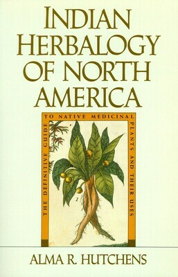 indian herbology of north america