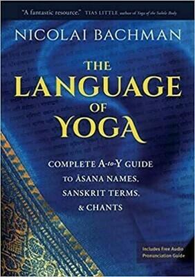 language of yoga