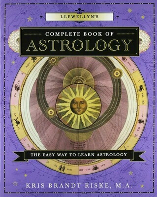 Llewellyn complete book of astrology