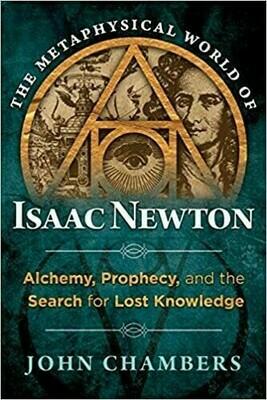 Metaphysical world of Isaac Newton HC