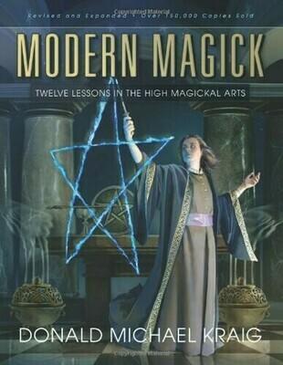 Modern magick, new ed