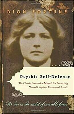 Psychic self defense (rev ed)
