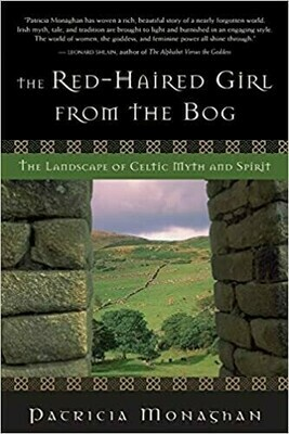 Red-haired girl from the bog