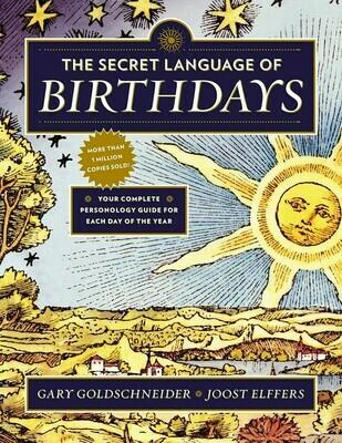 Secret Language of birthdays