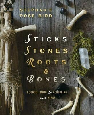 Sticks, stones, roots and bones