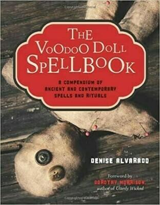 voodoo doll spellbook