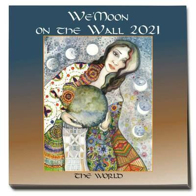 2021 We Moon Wall Calendar