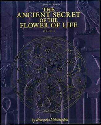 Ancient secret of flower of life V.1