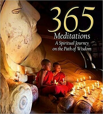 365 Meditations a spiritual journey on the path of Wisdom