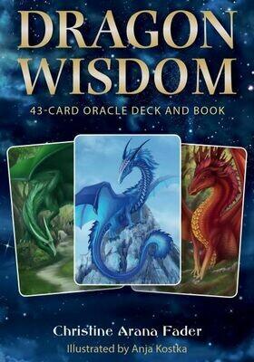 Dragon Wisdom Oracle deck