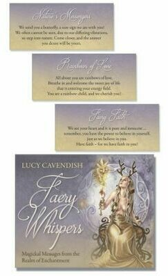 Faery Whispers Affirmation Deck