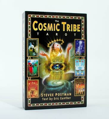 Cosmic tribe tarot kit