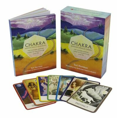 Chakra Wisdom Cards How To Read the Cards