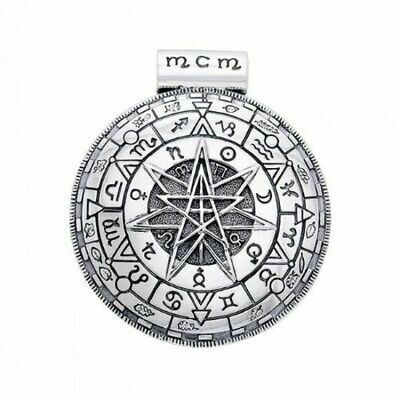 Magick Circle pendant