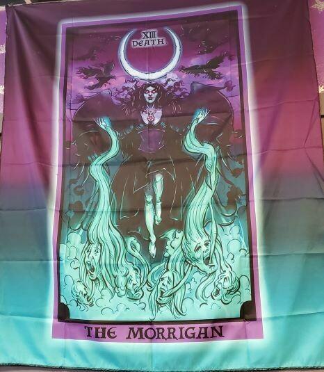 Morrigan Tapestry