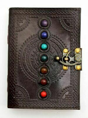 Chakra Stone Journal 5x7