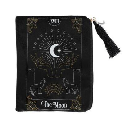 Moon Zippered Bag