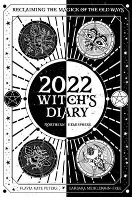 2022 Witch's Diary