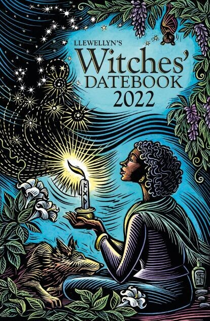 2022 Witches' Datebook