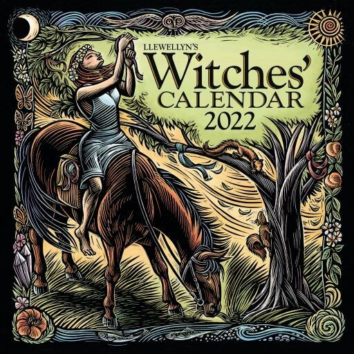 2022 Witches Calender