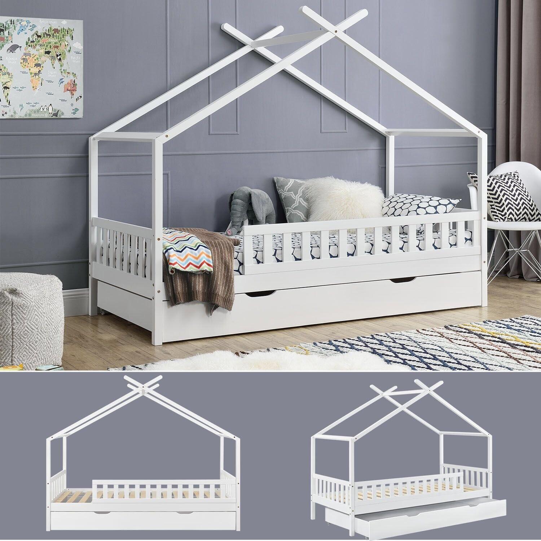 Cama Montessori 3 con cama nido