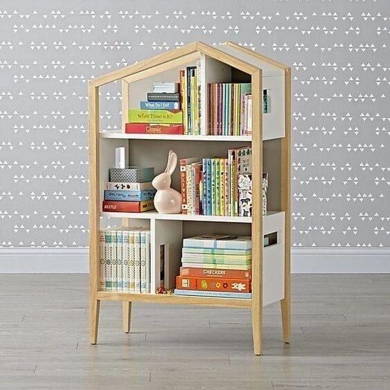 Biblioteca Montessori mini