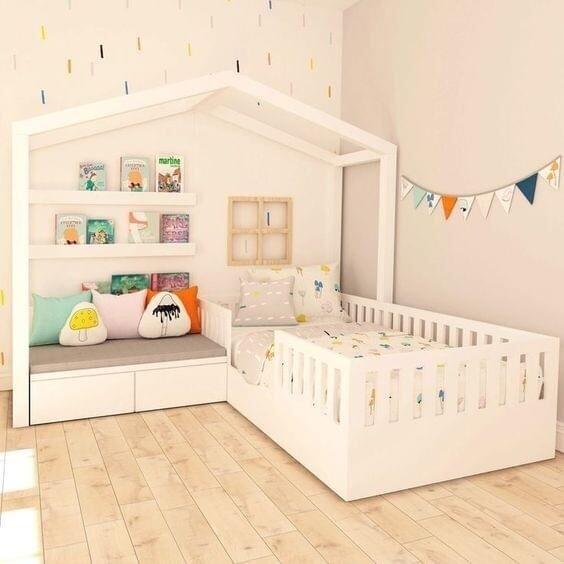 Cama Montessori 7