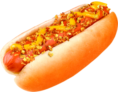HOT DOG AMERICAN STYLE