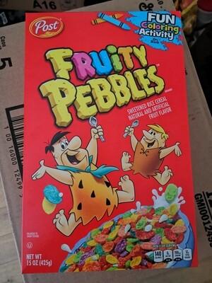 FRUITY PEBBLES 425 gr